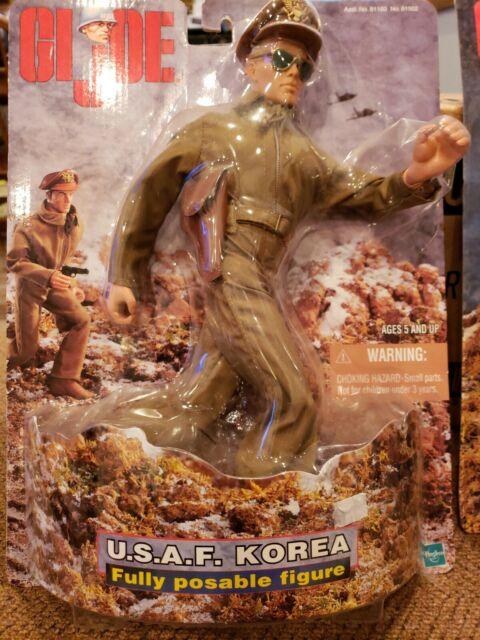 1//6 Scale-Gi Joe Action Figures Korean Soldier-Casque avec filet Housse