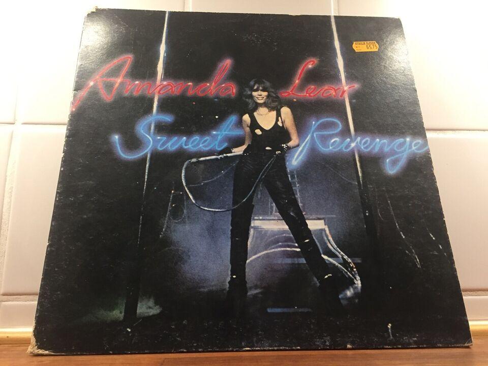 LP, Amanda Lear, Sweet Revenge