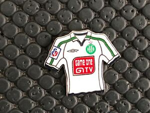 PINS-BADGE-FOOTBALL-ASSE-SAINT-ETIENNE-MAILLOT-SPONSOR-GAME-ONE