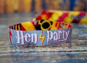 Brides-sorcieres-Harry-Potter-Enterrement-Vie-Jeune-Fille-Bracelets-Mariage-Faveurs