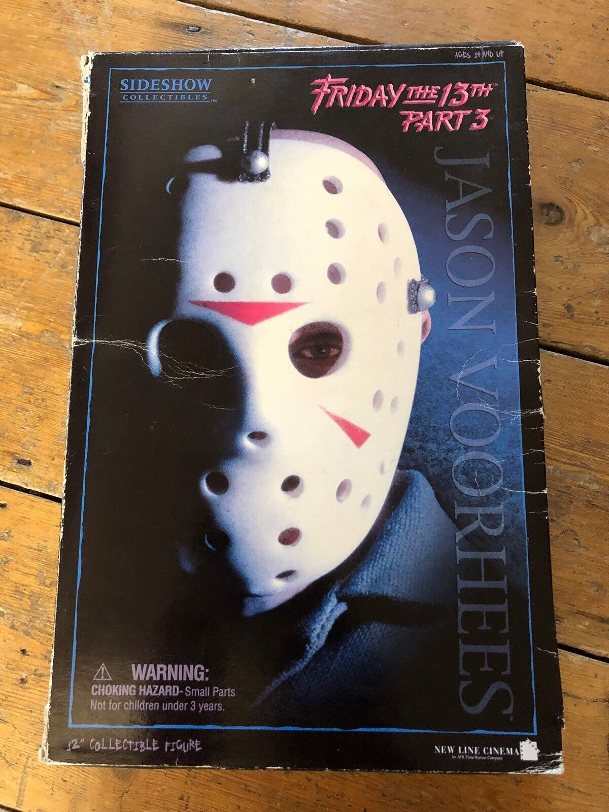 Sideshow Friday The 13 Part III Jason Voorhees AFSSC55