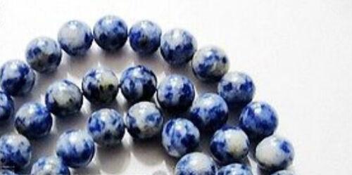Natural  fashion Gemstones 10mm  Round Loose Beads 15/'/'  Pick Stone