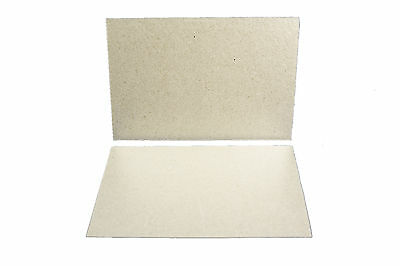 Pack of two Waveguide Cover Replacement sheets MSC.MICAS