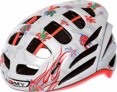 SUOMY Gun Wind Special Edition Road Bike Helmet Flower
