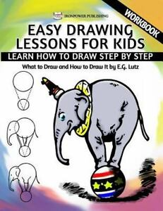 Easy Drawing Lessons For Kids Learn How To Draw Step By Step