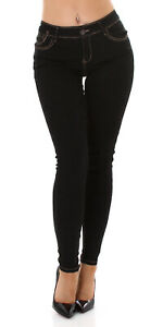 Jeans Ladies Skinny Jeans Trousers With Bow