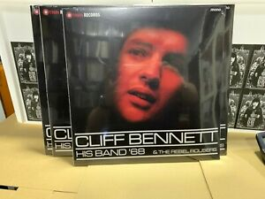 Cliff Bennett LP His Band 68 RSD 2019 Versiegelt