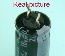 10pcs Original Rubycon ZL 1000uf 16v Electrolytic Capacitor High quality NEW