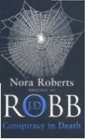 NORA ROBERTS als J D ROBB____ CONSPIRACY IN DEATH ___ __ WERBEANTWORT UK