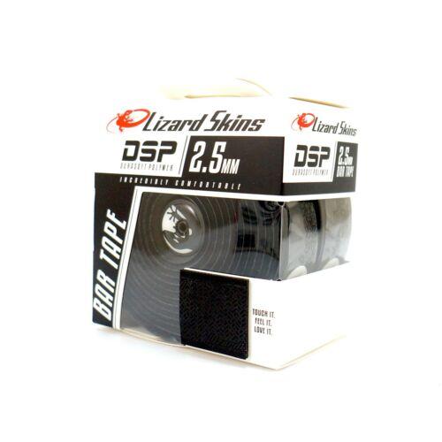 Lizard Skins DSP 2.5mm V2 Road Bike Bar Tape Jet Black