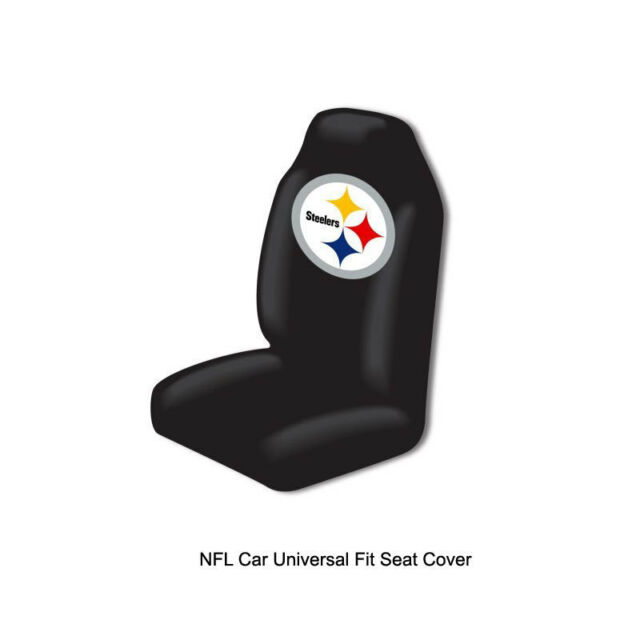 The Northwest Company 1nfl175010078ret NFL Pittsburgh Steelers Car Seat Cover