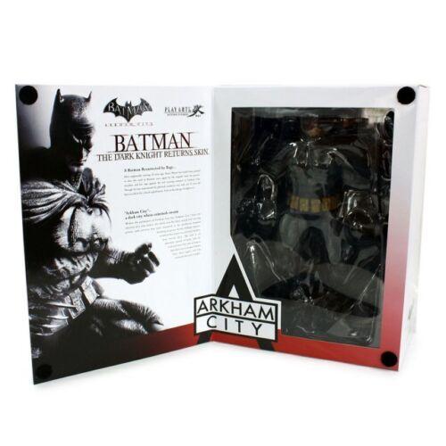 "Batman 9/"" Dark Knight Returns Play Arts Kai Action Figure BATMAN Arkham City"