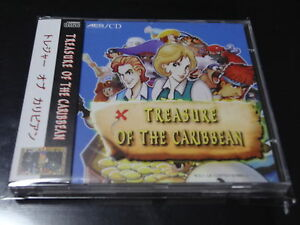 NEW-Treasure-of-the-Caribbean-NCI-Neo-Geo-CD-Japan