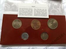 Cyprus UNC coin set 1960