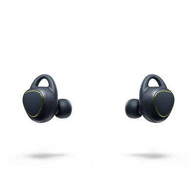 Samsung Gear IconX SM-R150 Fitness Tracker Earbuds Cord Free Bluetooth Black