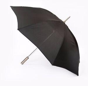 Aston Martin Luxury Boot Umbrella (oem) With Engraved Brand Logo
