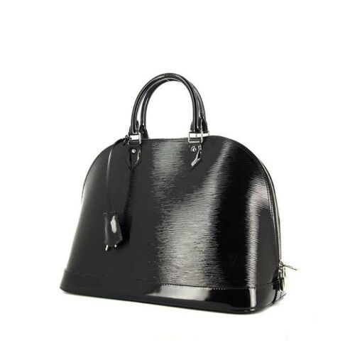 Authentic Louis Vuitton Epi  Vernis Alma Bag