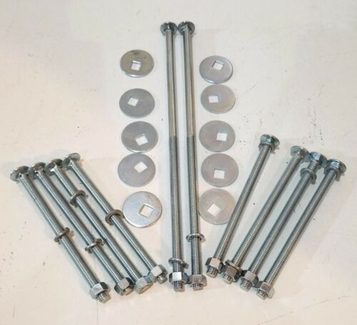Chevrolet Chevy GMC 1 Ton Truck Extra Long Bed to Frame Bolt Kit 1947-1953