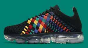 nike vapormax black rainbow