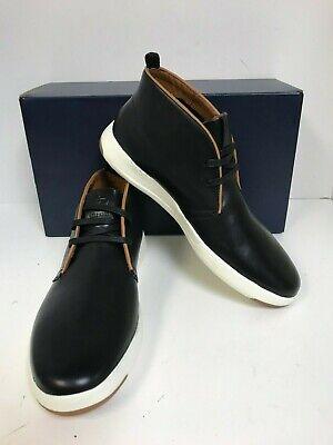 Grandpro Chukka C24789 Black Leather