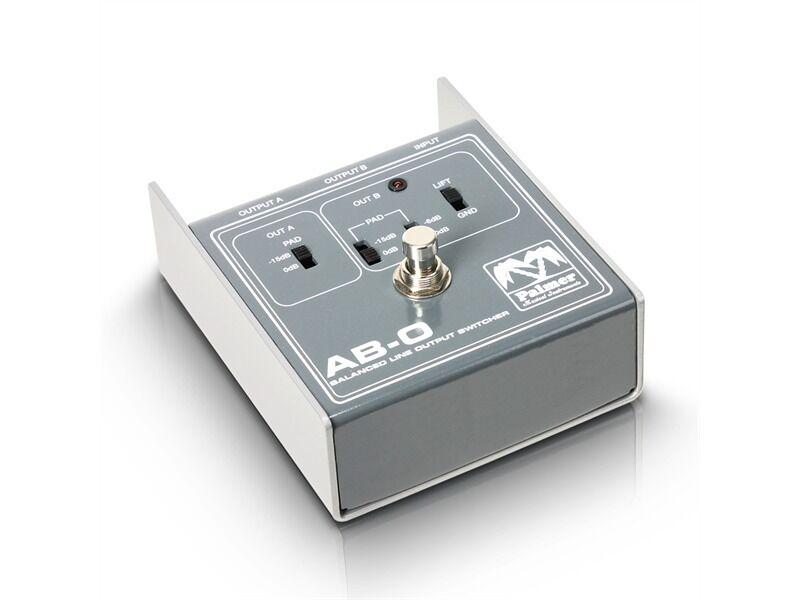 Palmer MI EABO - Symetrischer Line Output UmschalterPalmer MI EABO