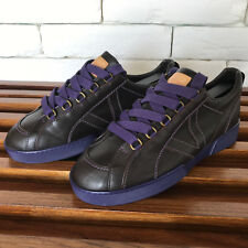 9b97b0ee27c Louis Vuitton Mens Trainers Sneaker Black Suede Shoes UK 7 US 8 EU ...
