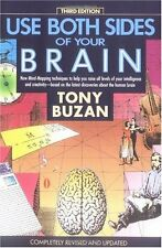 Use Both Sides of Your Brain : New Mind-Mapping Techniques, Third Edition by Tony Buzan (1991, Paperback, Revised)
