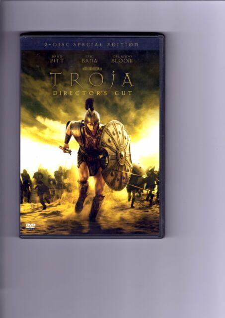 Troja - 2-Disc-Special Edition-Director`s Cut (Brad Pitt) / DVD #14430