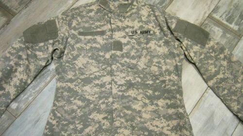 US ARMY Uniform ACU Combat Field Jacket// Hemd Medium Regular gebraucht !