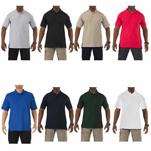 5.11 Tactical Men's Utility Short-Sleeve Polo Shirt, Style 41180, XS-3XL