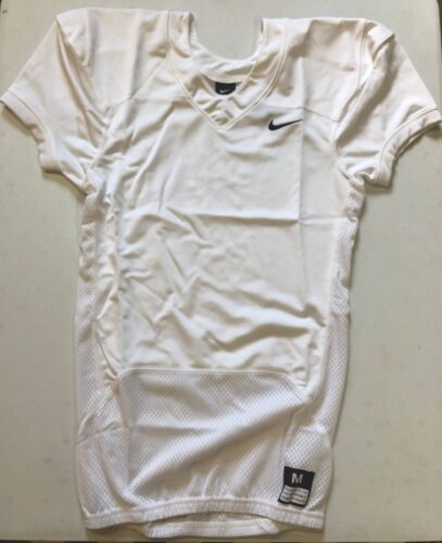 Nike Stock Vapor Pro Football Vented Jersey Men/'s M L XL XXL White 845929
