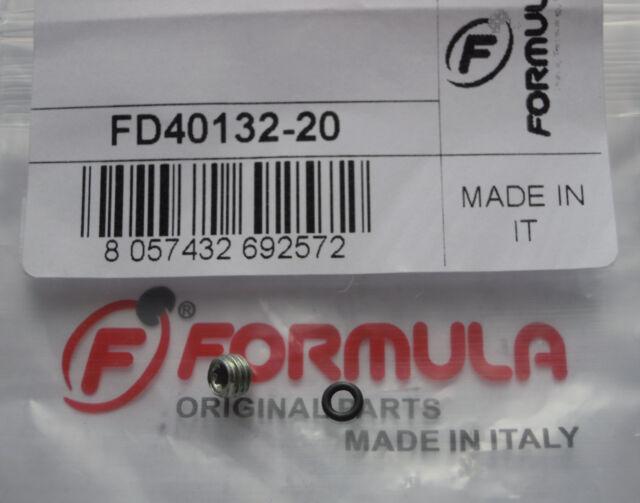 Kit piston T1//The One//R1//R1R//RO Oval MY12 MY13 MY14 MY15 Formula FD40116-20