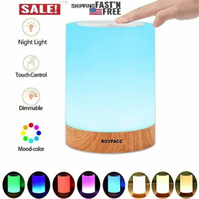 Table Lamp Touch Sensor Bedside