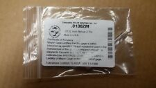 0130 Minus No Go Go Gage Pin Meyer Gage Class Z Nist Tracable 0001 Tol