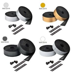 Green 30 mm x 2000 mm Black Ciclovation Fusion Bar Tape w// Leather Touch