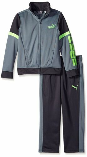 PUMA Toddlers Kids Tricot Jacket and Pant Set 2 Colors