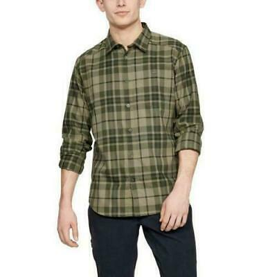 under armour ua men's tradesman flannel 20 size md/m nwt