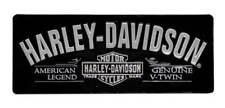 Harley-Davidson V-twin Tin Sign 18 X 7 American Legend Garage Man Cave