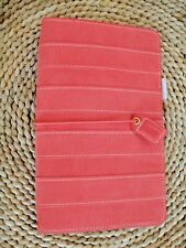 Websters Pages Pink Faux Suede Standard Size Tn Travelers Notebook Insert