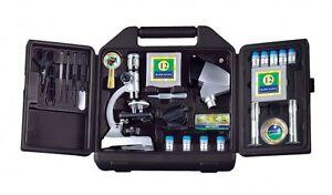 Bresser junior mikroskop set koffer ebay