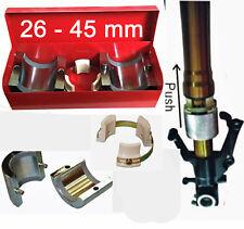 XT500 Gabel Demontage Werkzeug Stecknuss mit Schlitz Dämpferkolben Gegenhalter