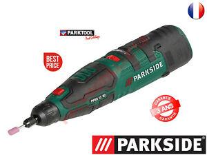 PARKSIDE® Meuleuse-perceuse de précision Type DREMEL PFBS 12 B2, 12V