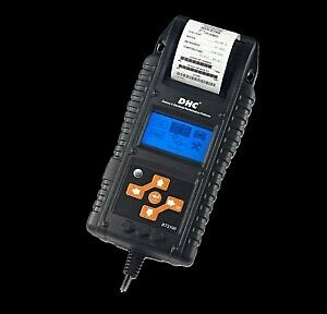 DHC AUTOMOTIVE 12 Volt DIGITAL BATTERY CHARGING, ELECTRICAL SYSTEM TESTER WITH PRINTER. BT2100CT