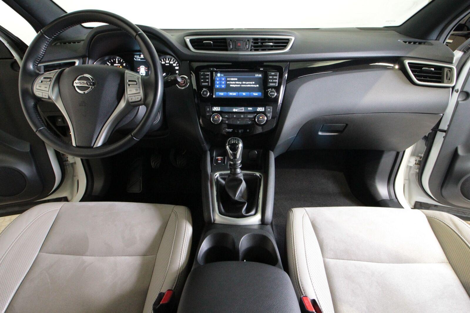 Nissan Qashqai dCi 110 Tekna+