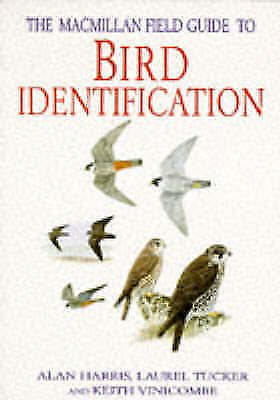 1 of 1 - The Macmillan Field Guide to Bird Identification, Good Condition Book, Alan Harr
