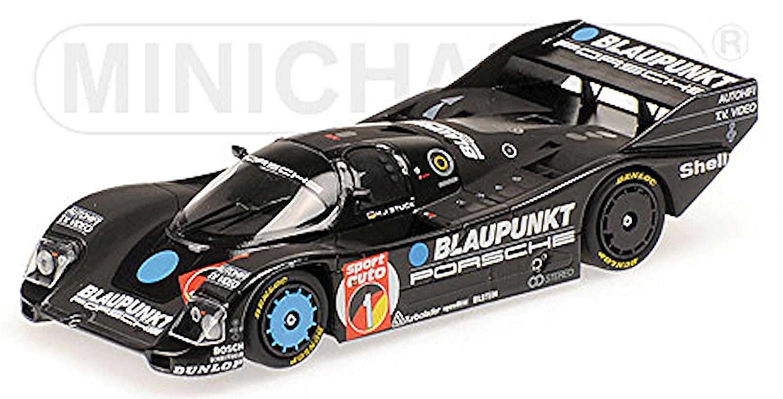 Porsche 962c Nurburgring super sprint 1986 H J stuc  1 - 1 43 MINICHAMPS