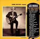 Sings Radio Favorites of Country Music [Digipak] by Lee Moore (CD, Oct-2013, Rural Rhythm)