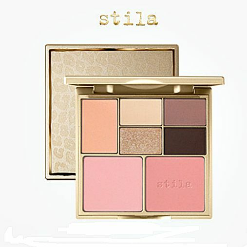 STILA Perfect Me Hue Eye Cheek Palette Light/medium Type of Shadow Palette
