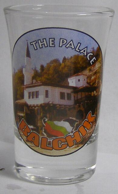 Balchik The Palace Shot Glass #3131