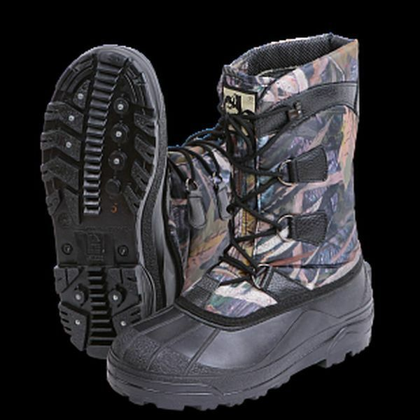 Haski  Heat-Insulated Hunter's Snow Winter Fishing Waterproof Boots - 25C